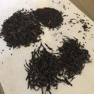Sri Lanka Tea factory 1 graded