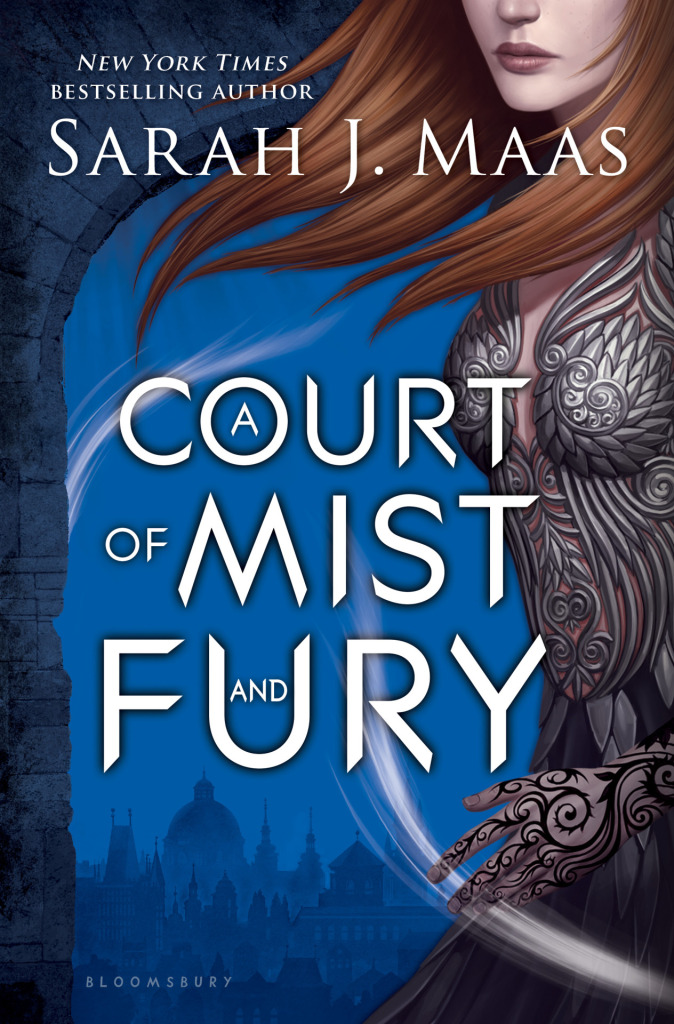 Image result for A COURT OF MIST AND FURY COVER