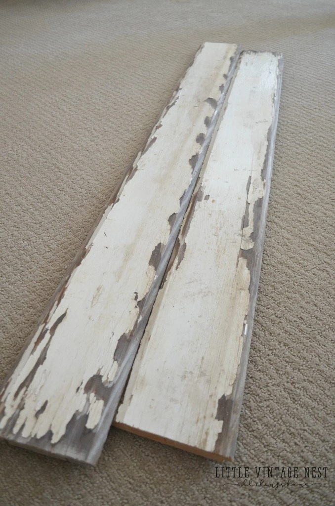 Home Sign Planks