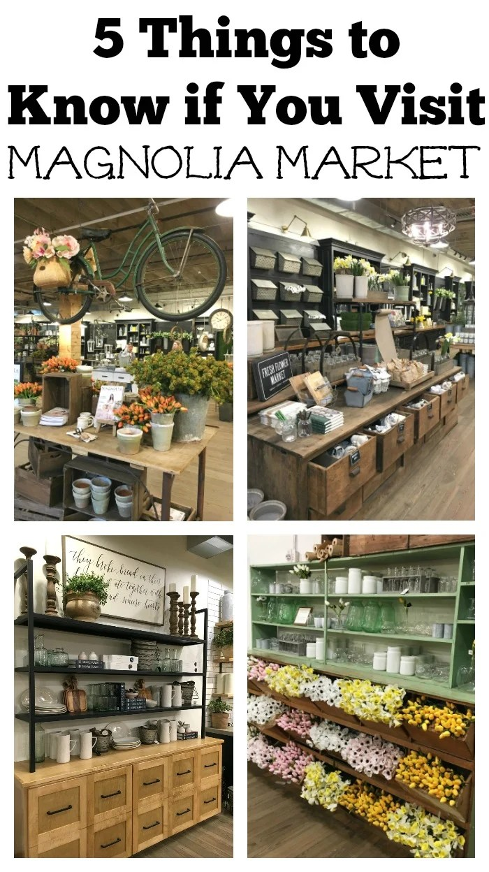 5 Things to Know if You Visit Magnolia Market in Waco, Texas