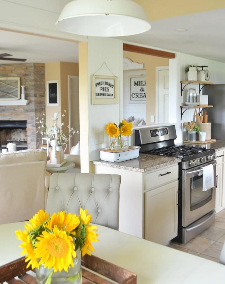 Farmhouse Kitchen Update: Passthrough Reveal