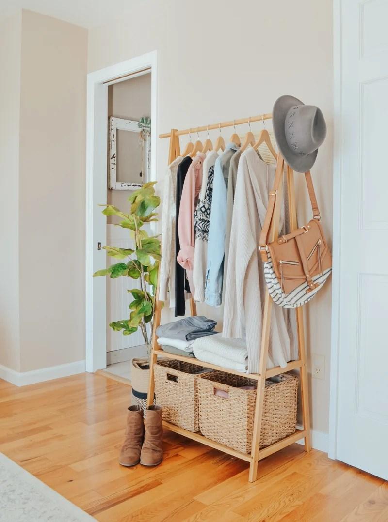 small closet sarah joy
