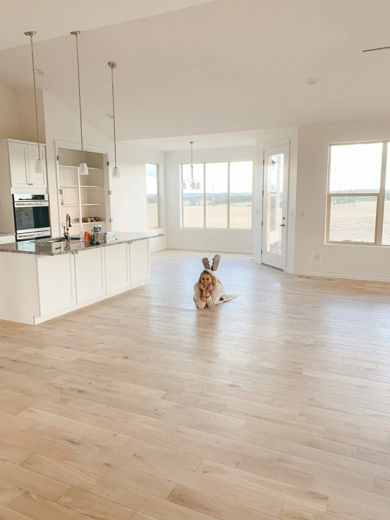 Full Review of our Wood Floors from Home Depot