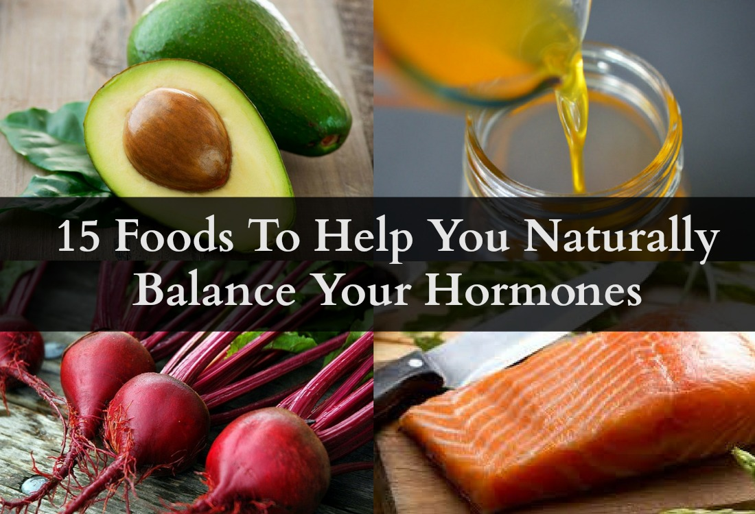 15 Foods To Help You Naturally Balance Your Hormones 1100