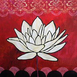 queen's flower, by sarah kinn