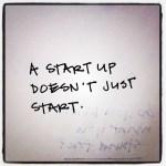 Start ups // work