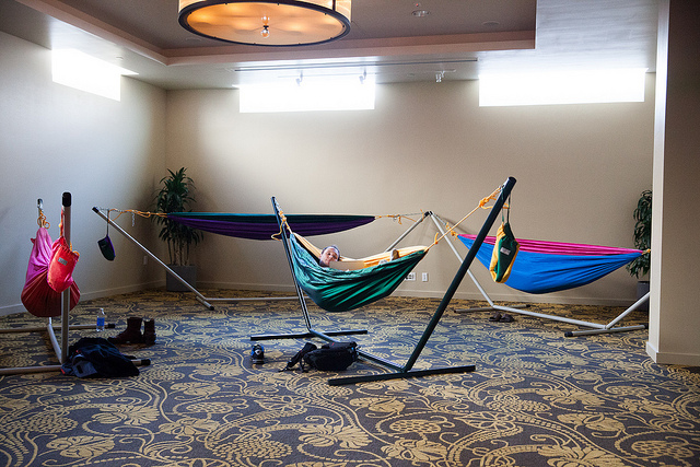 WDS Hammock Lounge