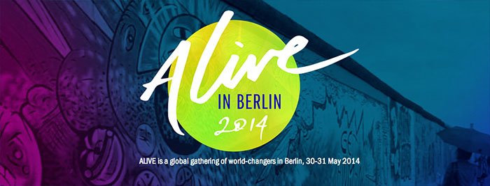 Alive in Berlin Banners—1