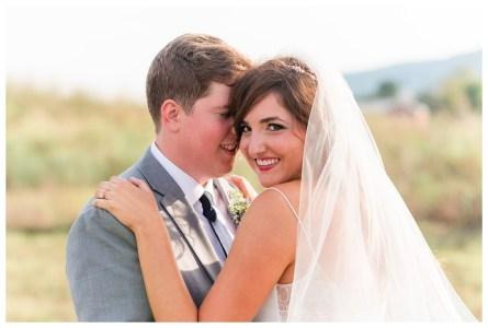 wedding couple after wedding