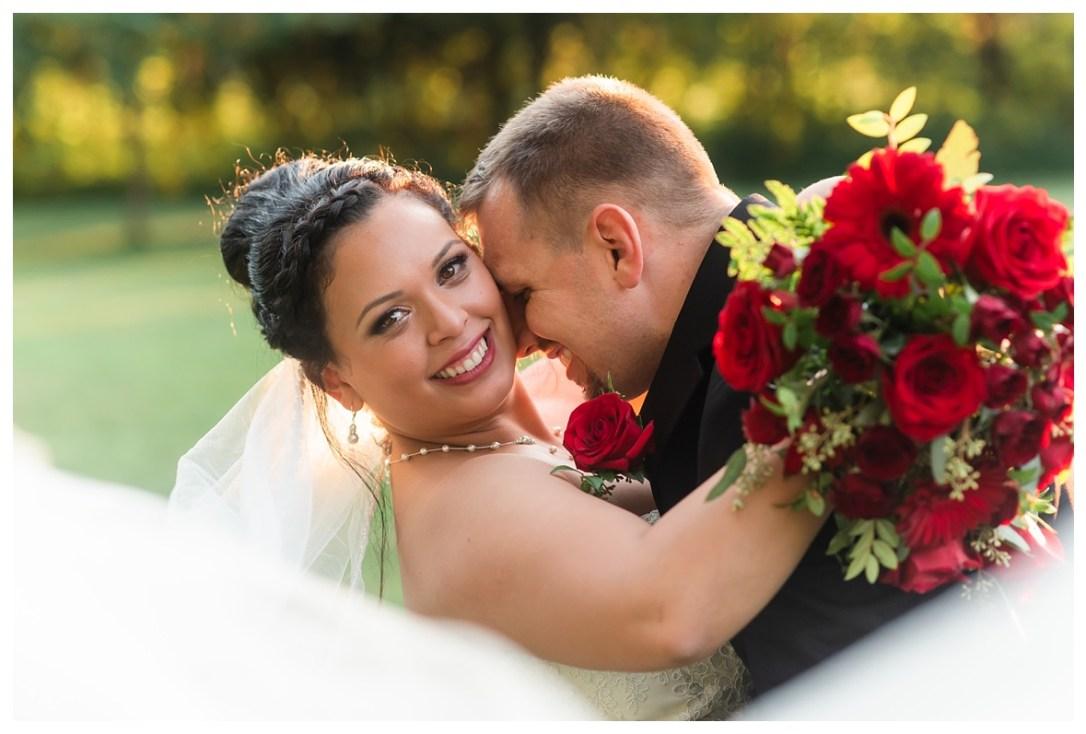 Cedars of Lebanon State Park Wedding