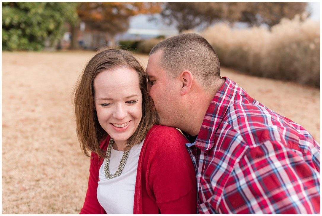 Engagement photos in chattanooga