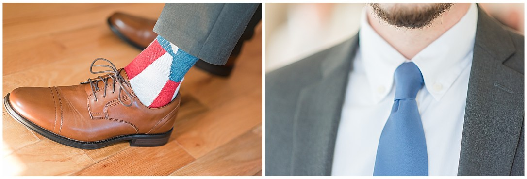 fun socks for groom