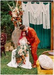 Boho Backyard Wedding_1868