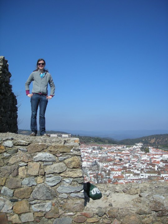 Sierra de Aracena (Huelva) February 2010.