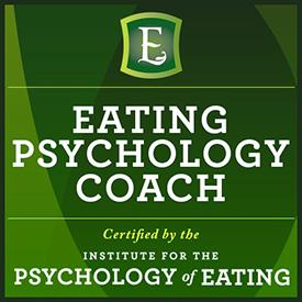 eating psychology coach destin fl badge - sarah lee