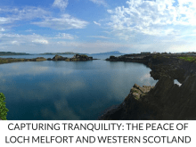 Sarah Lee travel writing - Scotland