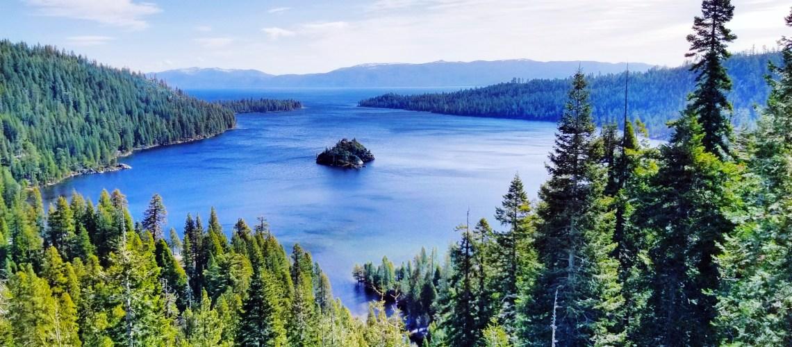Lake Tahoe Emerald Bay Hiking