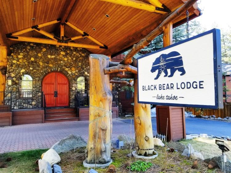 Lake Tahoe Lodging | Black Bear Lodge