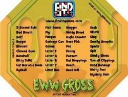 find it eww gross