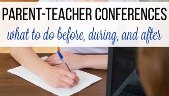 What to Do Before, During and After a Parent-Teacher Conference