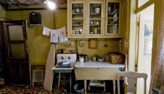 Tenement Museum Sheds Light on Immigrant's Lives