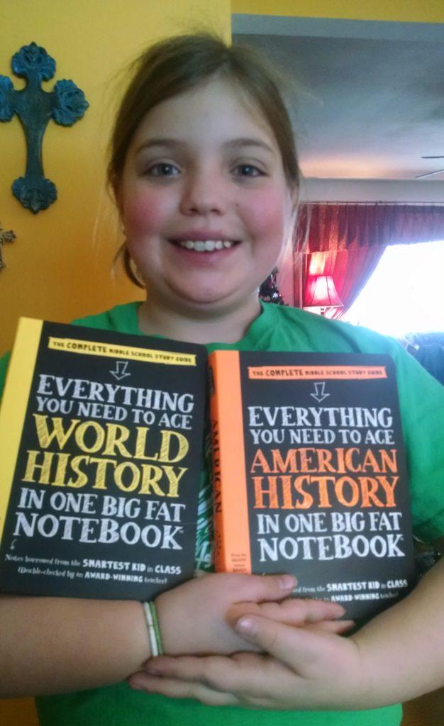 Big Fat Notebooks Score High!