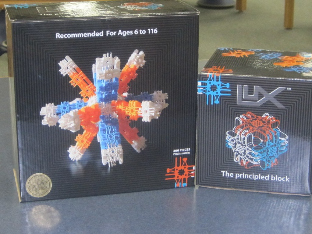Lux Blocks Are a Ton of Fun