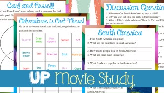 UP Movie Study