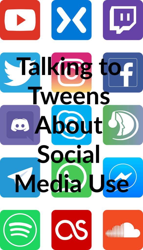 Talking to Tweens About Social Media Use