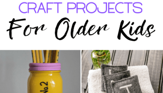 21 upcycled craft projects for older kids to do