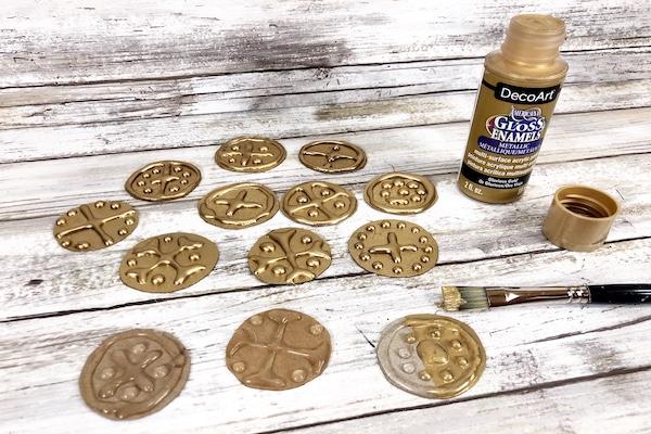 Goonies Unit Study Gold Making