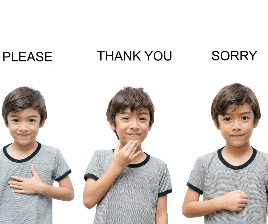 How to say thank you in sign language