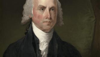 James Madison Louisiana Purchase
