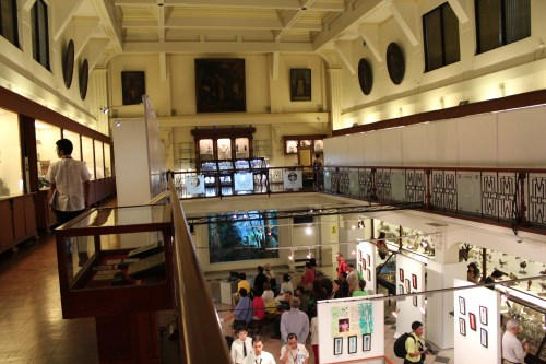 Museum, University of Santo Tomas, Manila, Philippines