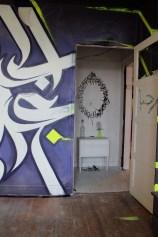 Artist Aous (Saudi Arabia), apartment 991, top floor, #tourparis13