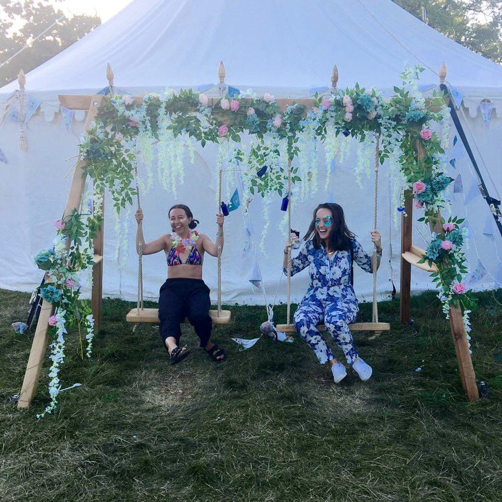 Wilderness Festival with The Mae Deli