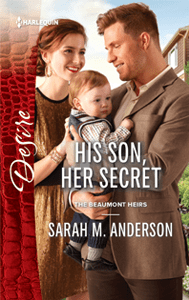 His Son Her Secret by Sarah M. Anderson