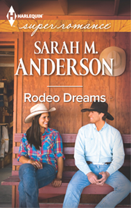 Rodeo Dreams by Sarah M. Anderson