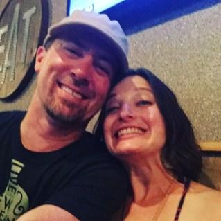 Celebrating my husband turning 40