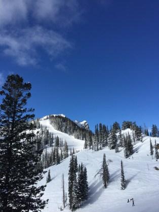 Skiing Jackson 1