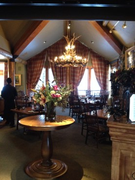 Wild Sage Restaurant at Rusty Parrot