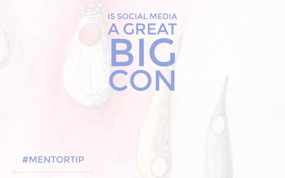 Is Social Media A Great Big Con?