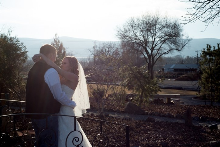 Wedding in Benton City, WA