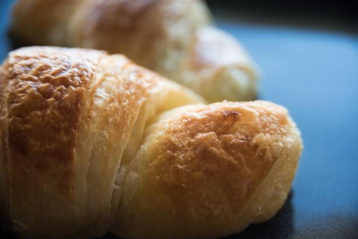 Homemade croissants!