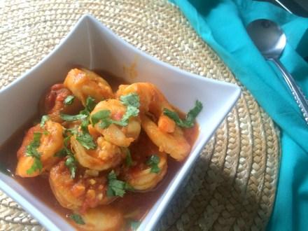 Shrimp/Prawn Masala