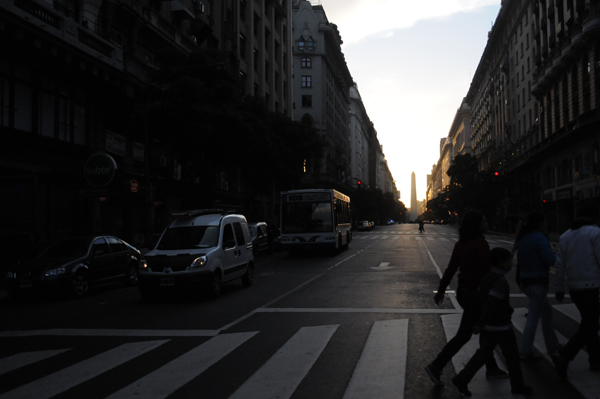 Finding the Light in Buenos Aires (5/5)