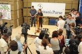 Samaritans Purse News Conference - Haiti