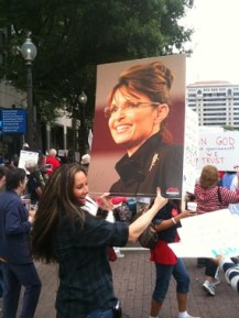 912 March - Sarah Palin Photo and Buildings