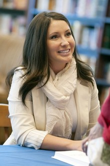 "Bristol Palin Signs Copies Of Her New Book ""Not Afraid Of Life: My Journey So Far"""