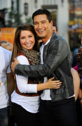 Bristol and Mario Lopez